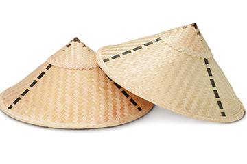 Minachi-gasa hat