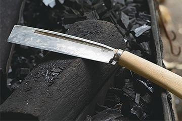 野鍛冶刃物