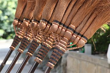 Shuro broom