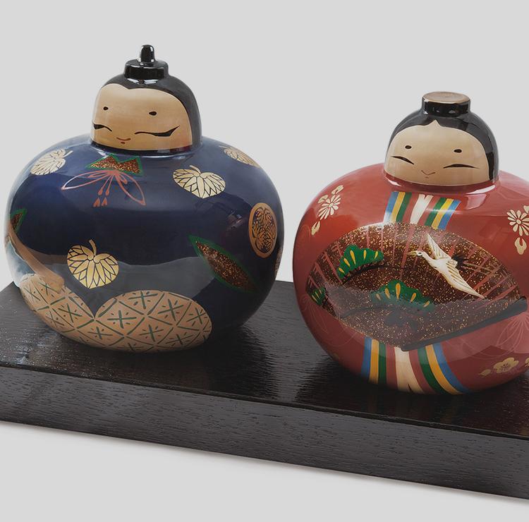 Kishu-bina doll