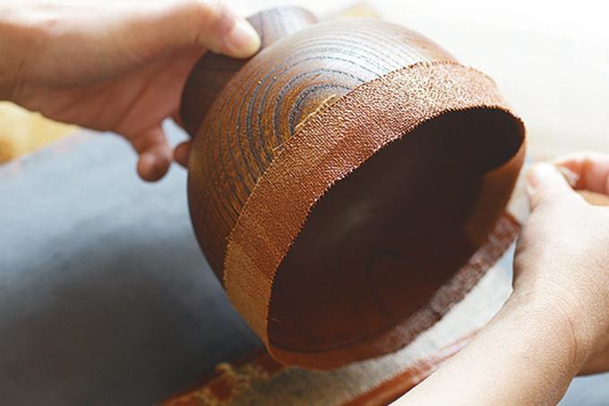 <i>Nunokise</i> (fabric covering)