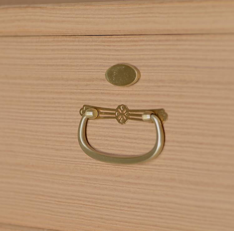 Kishu traditional chest